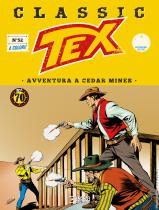 Avventura a Cedar Mines - Tex Classic 52 cover
