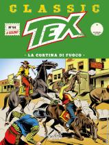 La cortina di fuoco - Tex Classic 54 cover