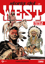 Verso l'ignoto - Storia del West 01 cover