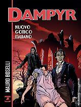 Dampyr. Nuovo gotico italiano