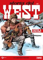 La grande vallata - Storia del West 03 cover
