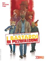I Bastardi di Pizzofalcone cover