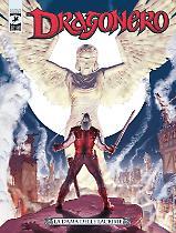 La Dama delle Lacrime - Dragonero 76 cover