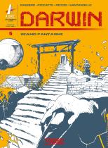 Siamo fantasmi - Darwin 05 cover