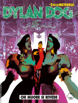 Chi muore si rivede - Dylan Dog 398 cover