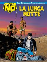 La lunga notte - Mister No Le Nuove Avventure 11 cover