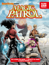 Magic Patrol 1 - Maxi Martin Mystère 12 cover