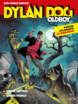 Dylan Dog OldBoy 2 cover