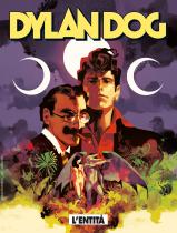 L'entità - Dylan Dog 407 cover