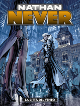 La città del vento - Nathan Never 354 cover