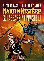 Martin Mystère. Gli assassini invisibili