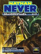 Nathan Never GrandeRistampa n° 19