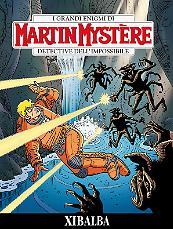 Xibalba - Martin Mystère bimestrale 346 cover