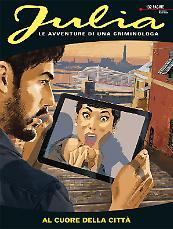 Al cuore della città - Julia 215 cover