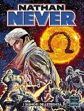 I Signori dell'Eternità - Nathan Never 303 cover