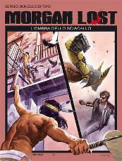 L'ombra dello sciacallo - Morgan Lost 11 cover