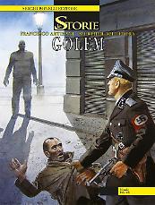Golem - Le Storie 49 cover