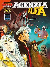 Agenzia Alfa n. 38 - Agenzia Alfa 38 cover