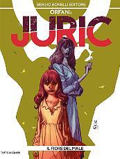 Il fiore del male - Juric 01 cover