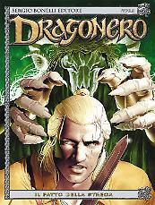 Il patto della strega - Dragonero 42 cover
