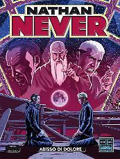 Abisso di dolore - Nathan Never 306 cover