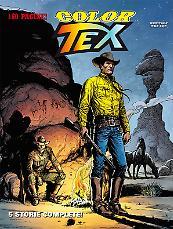 Il mescalero senza volto e altre storie - Color Tex 10 cover