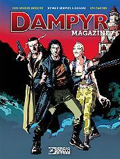 Dampyr Magazine 2016 cover