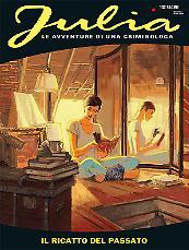 Il ricatto del passato - Julia 219 cover