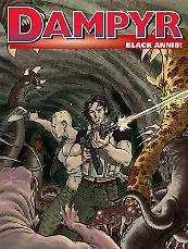 Black Annis! - Dampyr 201 cover