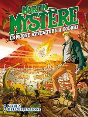 L'arca dell'estinzione - Martin Mystère le Nuove Avventure a Colori 03 cover