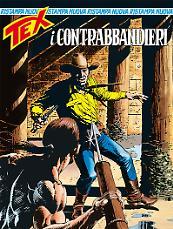 I contrabbandieri - Tex Nuova Ristampa 416 cover