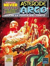 Oltre la porta del tempo - Asteroide Argo 10 cover