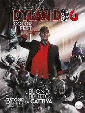 Dylan Dog Color Fest 20 cover