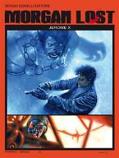 Jerome X - Morgan Lost 17 cover