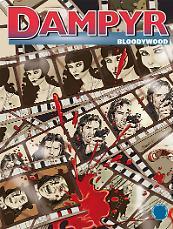 Bloodywood - Dampyr 204 cover