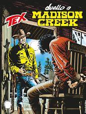 Duello a Madison Creek - Tex 677 cover