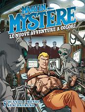 Quando i mondi si scontrano - Martin Mysère Le Nuove Avventure a Colori 05 cover