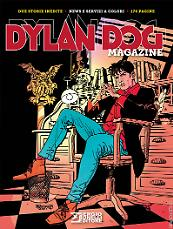 Dylan Dog Magazine 2017 cover