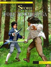 Fort Ticonderoga - Le Storie 55 cover