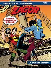 La nave del mistero - Speciale Zagor 29 cover
