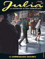 Il commissario Graimet - Julia 224 cover