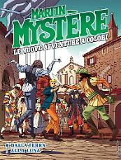 Dalla Terra alla Luna - Martin Mystère Le Nuove Avventure a Colori 07 cover