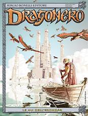 Le ali dell'Erondár - Dragonero 48 cover