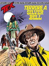Terrore a Silver Bell - Tex Nuova Ristampa 422 cover