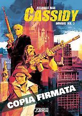 Cassidy Omnibus 3 (di 3) - Edizione autografata