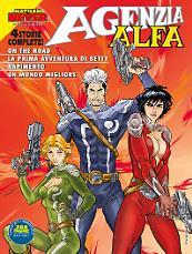 Agenzia Alfa n.39 cover