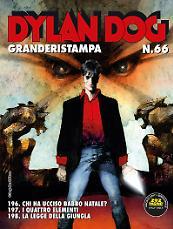 Dylan Dog Granderistampa 66 cover