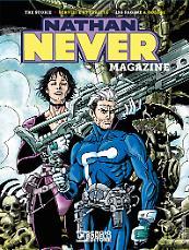 Nathan Never Magazine 2017 cover