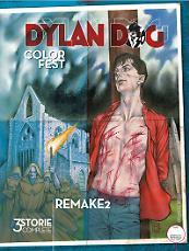 Remake 2 - Dylan Dog Color Fest 22 cover
