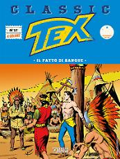 Il patto di sangue - Tex Classic 17 cover